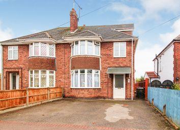 Thumbnail 4 bedroom semi-detached house for sale in Gretna Road, Finham, Coventry
