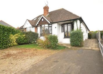 Thumbnail 3 bed semi-detached bungalow for sale in Shurdington Road, Cheltenham, Gloucestershire