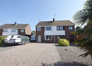 Thumbnail 3 bed semi-detached house for sale in Hurst Close, Longlevens, Gloucester