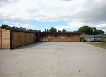 Thumbnail 4 bed equestrian property for sale in Nunriding Hall, Mitford, Morpeth