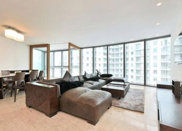 Thumbnail 2 bed flat to rent in The Tower, St. George Wharf, London
