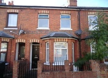 Thumbnail 2 bed terraced house to rent in Kensington Road, Reading