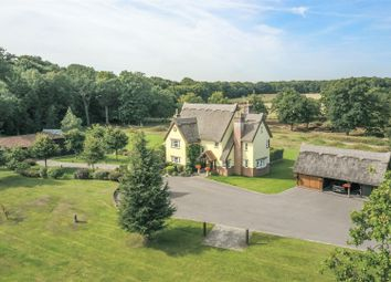 Thumbnail 5 bed detached house for sale in Beggar Hill, Fryerning, Ingatestone