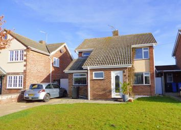 Thumbnail 3 bed detached house for sale in Plovers Way, Carlton Colville, Lowestoft