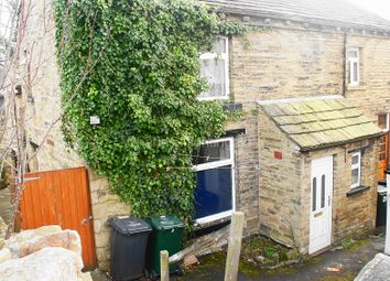 Thumbnail 1 bed terraced house for sale in Frizinghall Road, Bradford, West Yorkshire.