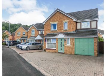 4 bed detached house for sale in Cedar Wood Close, Rogerstone NP10