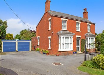 Thumbnail 4 bedroom detached house for sale in Sleaford Road, Heckington, Sleaford