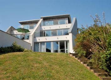 Thumbnail 3 bedroom semi-detached house for sale in Saffron Close, Fowey