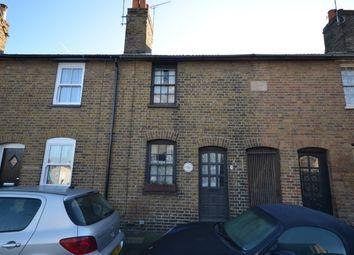Thumbnail 2 bed cottage to rent in Mierscourt Road, Rainham, Gillingham