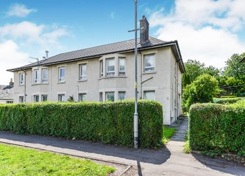 Thumbnail 3 bedroom flat for sale in Cardross Road, Dumbarton