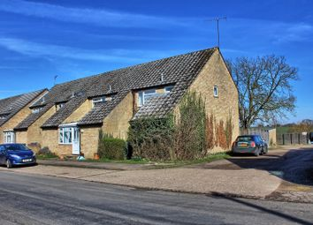 Thumbnail 3 bed end terrace house for sale in Moorfield, Hare Street, Buntingford