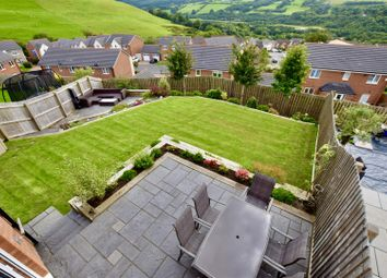 Thumbnail 3 bed semi-detached house for sale in Highfields, Tonyrefail, Porth
