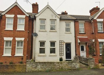 Thumbnail 3 bed terraced house for sale in Cromwell Road, Camberley, Surrey