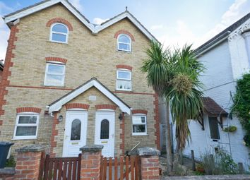 Thumbnail 4 bed semi-detached house for sale in Yarborough Road, East Cowes