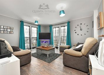 Thumbnail 2 bed flat for sale in Waxlow Way, Northolt, Middlesex