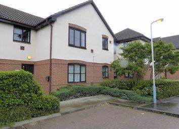 Thumbnail 1 bed flat to rent in David Close, Harlington