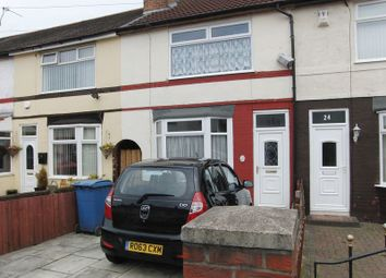 Thumbnail 2 bed terraced house for sale in Tilston Road, Walton, Liverpool