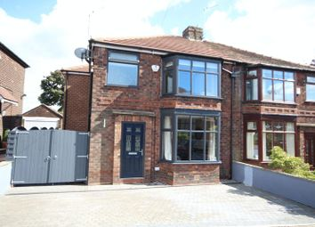 Thumbnail 3 bed semi-detached house for sale in Glamis Avenue, Heywood
