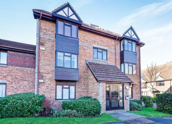 Thumbnail 1 bed flat for sale in Tintagel Way, Woking