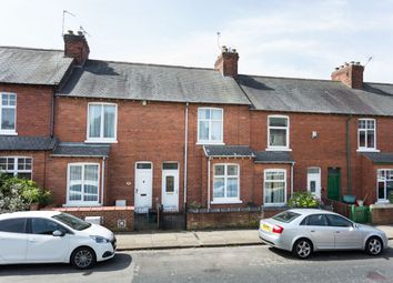 Thumbnail 2 bed terraced house for sale in Balmoral Terrace, South Bank, York