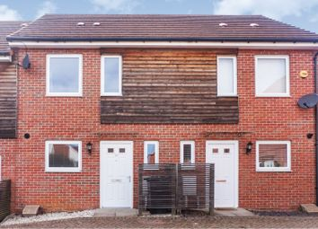2 bed terraced house for sale in Booth Park, Northampton NN3
