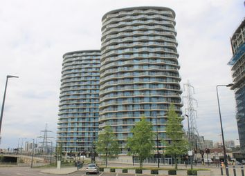 Thumbnail 1 bedroom flat for sale in Hoola East Tower, Royal Victoria, London