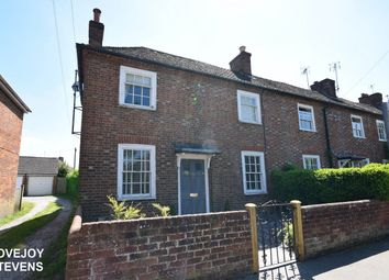 Thumbnail 2 bed semi-detached house for sale in Shaw Road, Newbury
