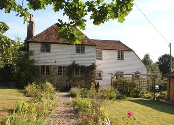 Thumbnail 4 bed detached house for sale in Church Road, Salehurst, East Sussex