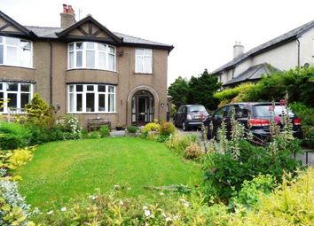 Thumbnail 3 bed semi-detached house to rent in Oxenholme Road, Kendal, Cumbria