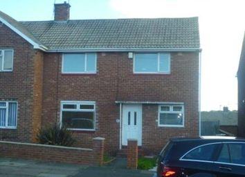 Thumbnail 3 bed semi-detached house to rent in Atlantis Road, Farringdon