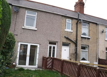 Thumbnail 2 bed terraced house to rent in George Street, Langley Park, Durham