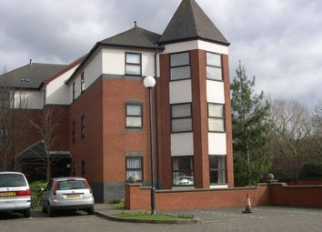 Thumbnail 2 bed flat to rent in Hardwick Court, Tamworth, Staffordshire