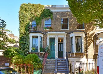 Thumbnail 3 bedroom flat for sale in Poole Road, London