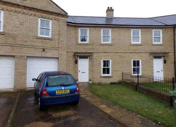 Thumbnail 4 bed terraced house for sale in St Andrews Park, Norwich, Norfolk