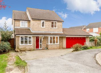Thumbnail 5 bed detached house for sale in Seckar Drive, Scarning, Dereham