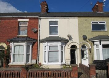Thumbnail 3 bed terraced house to rent in Algernon Street, Grimsby