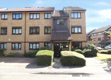 Thumbnail 1 bed flat for sale in Redgrave Close, Croydon
