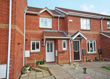 Thumbnail 2 bed terraced house to rent in Sentrys Orchard, Exminster, Exeter