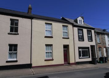 Thumbnail 3 bed town house for sale in Barnstaple Street, South Molton, Devon
