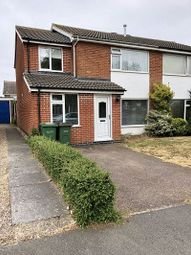 Thumbnail 4 bed semi-detached house to rent in Frome Avenue, Oadby, Leicester
