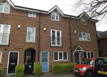 Thumbnail 4 bed end terrace house for sale in Victoria Court, Poynton, Stockport, Cheshire