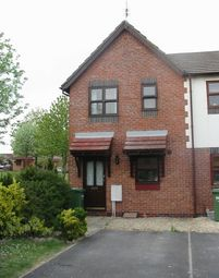 Thumbnail 2 bedroom end terrace house to rent in Gallivan Close, Littke Stoke, Bristol