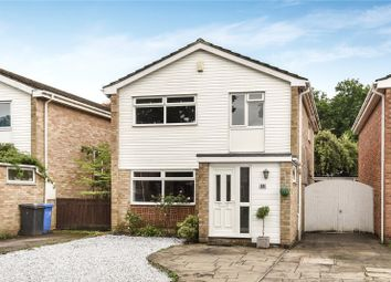 Thumbnail 4 bed detached house for sale in Globe Farm Lane, Blackwater, Camberley