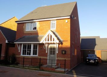 Thumbnail 4 bedroom detached house for sale in The Arc, Swindon