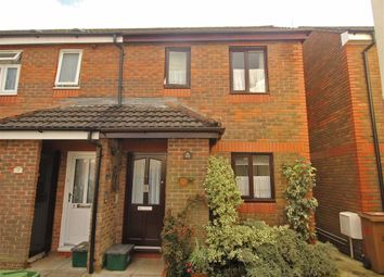 Thumbnail 2 bed end terrace house for sale in Constable Close, Crownhill, Plymouth