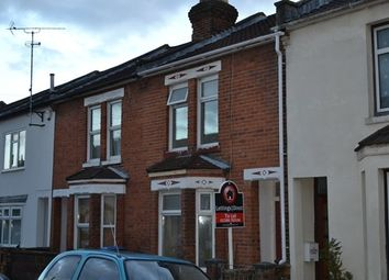Thumbnail 3 bedroom terraced house to rent in York Road, Shirley, Southampton