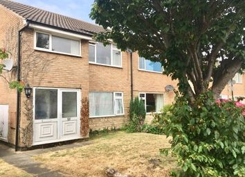 Thumbnail 1 bed flat to rent in High Meadow, Hathern, Leicestershire