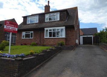 Measham Road, Appleby Magna DE12. 3 bed semi-detached house for sale