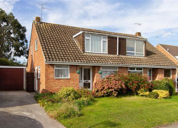 Thumbnail 3 bed semi-detached house for sale in Manor Lane, Charfield, W-U-E