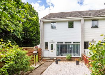 Thumbnail 3 bed end terrace house for sale in Graham Court, Dundee